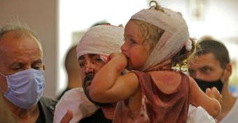 80 ezer gyerek vált otthontalanná a bejrúti robbanások miatt