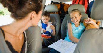Utazás a gyerekkel: így nem lesz unalmas!