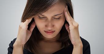 Hogyan gyógyítható ceruzával a fejfájás?