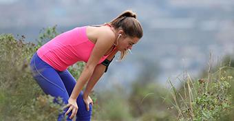 Az edzés alatti rosszullét is figyelmeztethet búzaallergiára