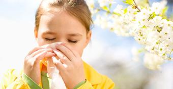 Allergiára az antihisztamin a megoldás, nem a kalcium