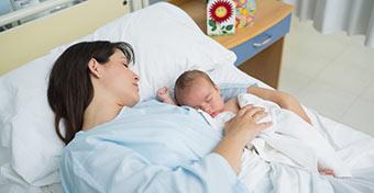 4 lépés a szép szülésért