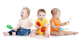 Élvezik a művészetet a babák?