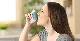 A terhesség fokozza az asztmás tüneteket