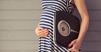 Hízás a terhesség alatt: ne aggódjuk túl!