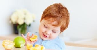 Ezért fontos a megfelelő vitaminbevitel biztosítása a gyermeknek