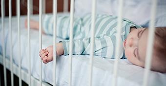 A home office jó hatással van a baba alvására