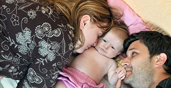 A 12 legfontosabb tipp, hogy jól érezze magát a baba