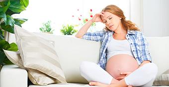 Fejfájás terhesség alatt