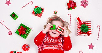 Ne kényeztesd túl a gyereket karácsonykor!