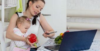 Szülés utáni depresszió - A menedzser anyáknak nehezebb?