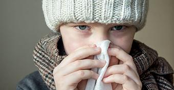 Orrdugulás gyerekeknél: 5 lehetséges ok