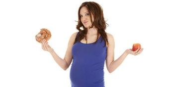 Túl sokat híznak a nők a terhesség alatt