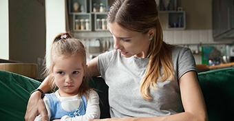 Válás után: így beszélj az exedről a gyerekkel