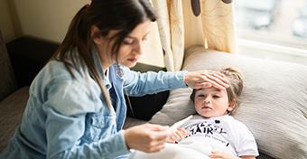 Koronavírus: mit tegyünk, ha beteg a gyerek?