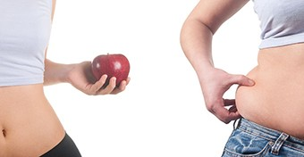 Az elhízás radikálisan lecsökkenti a teherbeesés esélyét