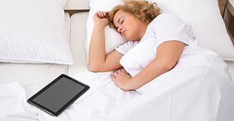 Alvás nélkül nem megy egy pozitív változás sem