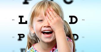 Tízből egy gyereknél találnak szemészeti problémát