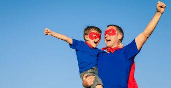 9 jel, hogy jó apa lesz a párodból