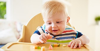 BLW vagy pürés táplálás? Nem is olyan nagyok a különbségek