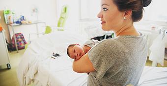 Hasleszorító szülés után: kell vagy nem?