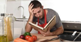 Újonc a konyhában - Amikor apa főz