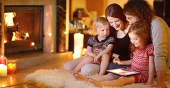 A mai szülők több időt töltenek gyerekeikkel, mint az 50 évvel ezelőtti szülők