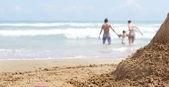 Kellemetlen tünetek strandolás után