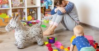 A rendetlen lakás nem jelenti azt, hogy leszerepeltél anyaként