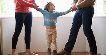 Ha a szülők hamar elválnak, a gyerek később házasodik?