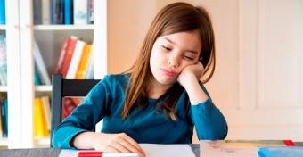 Így segítheted a gyermekedet, hogy ne legyen halogató típus