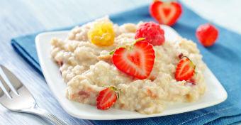 Készíts zabkását a gyereknek reggelire!
