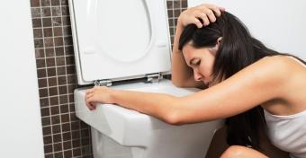 A terhességi rosszullétről