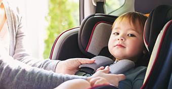 Megbukott két autós gyerekülés a biztonsági teszten