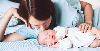 Így védd meg a babát a herpeszvírustól