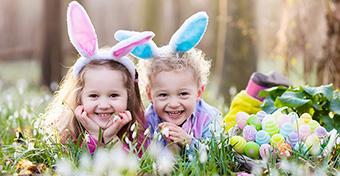 Húsvét: nyuszis játékötletek