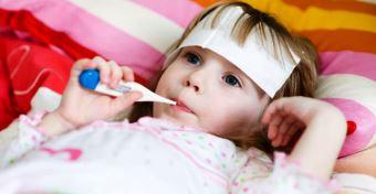 Skarlát tünetei és kezelése gyerekeknél