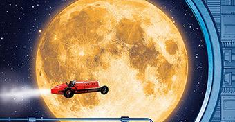 Programajánló szünidőre: csillagközi kaland kiállítás és játék