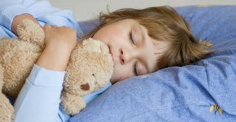 5 tipp, hogy jól aludjon a gyerek