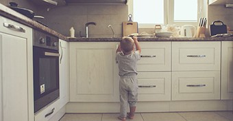 Égési sérülés a gyereknél - így ismerheted fel az égési fokot