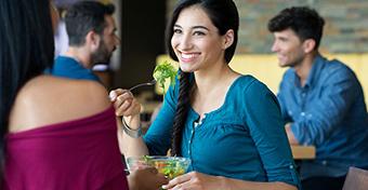 A nők boldogságszintjét jobban befolyásolja az étrend, mint a férfiakét