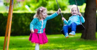 Mennyi aktív játékra van szüksége a gyereknek?