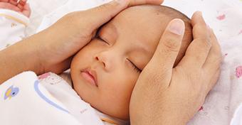 Ártalmatlan bőrelváltozások a babáknál