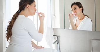 4 veszély, ami a fogaidra leselkedik terhesség alatt