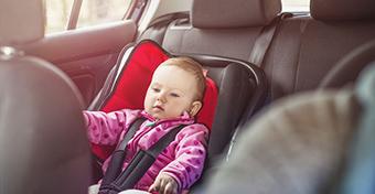 A gyermek-autósülés új biztonsági irányelvei