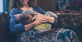 A szoptató anyák tovább maradhatnak vékonyak