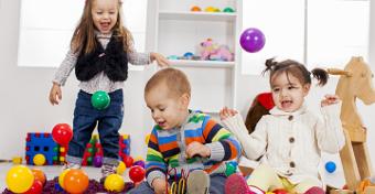 A kisgyermekek természetének alaptípusai