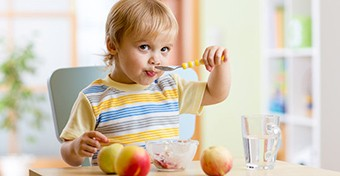 Mit egyen egy 3-4 éves gyerek?