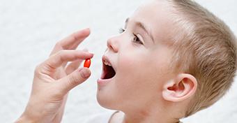 Sok gyerek küzd D-vitamin-hiánnyal tavasszal