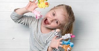 5 dolog, ami miatt szüksége van a gyereknek bábokra